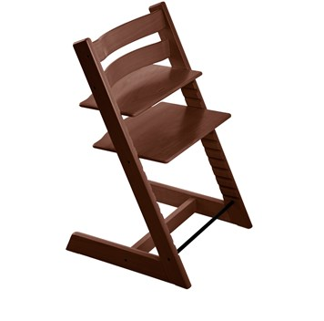 Tripp Trapp højstol, walnut brown
