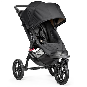 Babyjogger City Elite, Sort